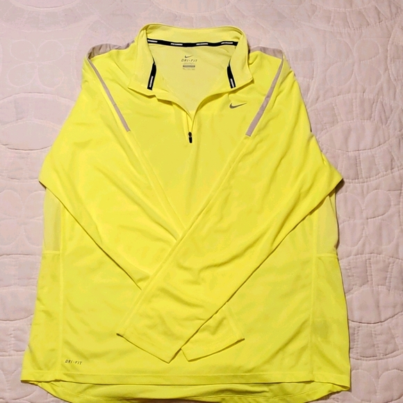 Men's Nike Running Dri-fit Pullover